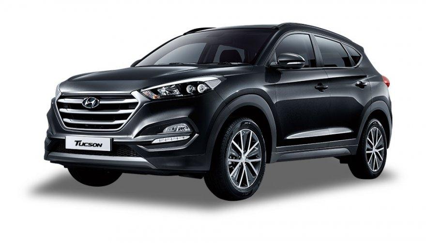 2017 Hyundai Tucson 汽油豪華