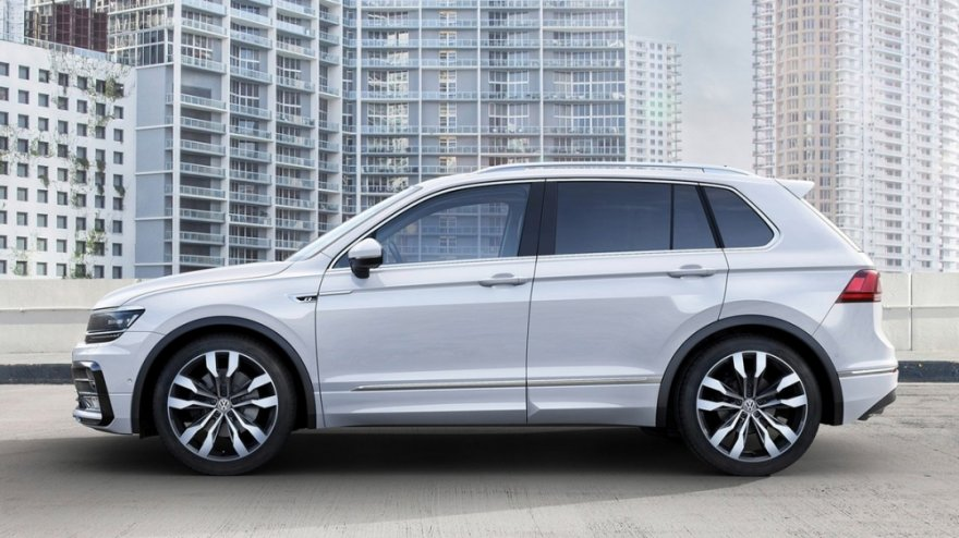 2019 Volkswagen Tiguan 380 TSI R-Line  Performance