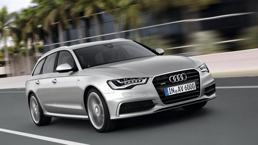 2014 Audi A6 Avant