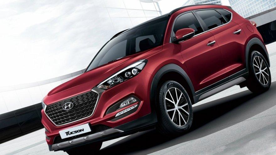 2018 Hyundai Tucson 汽油時尚Turbo