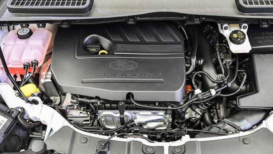 2020 Ford Kuga EcoBoost 182 CP360型
