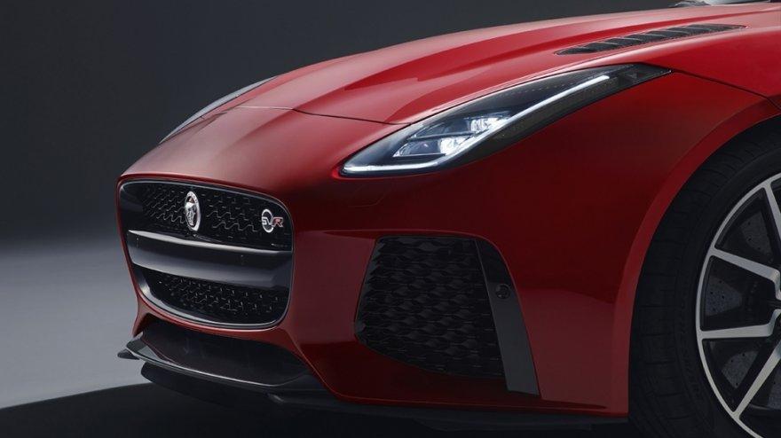 2019 Jaguar F-Type Coupe SVR AWD