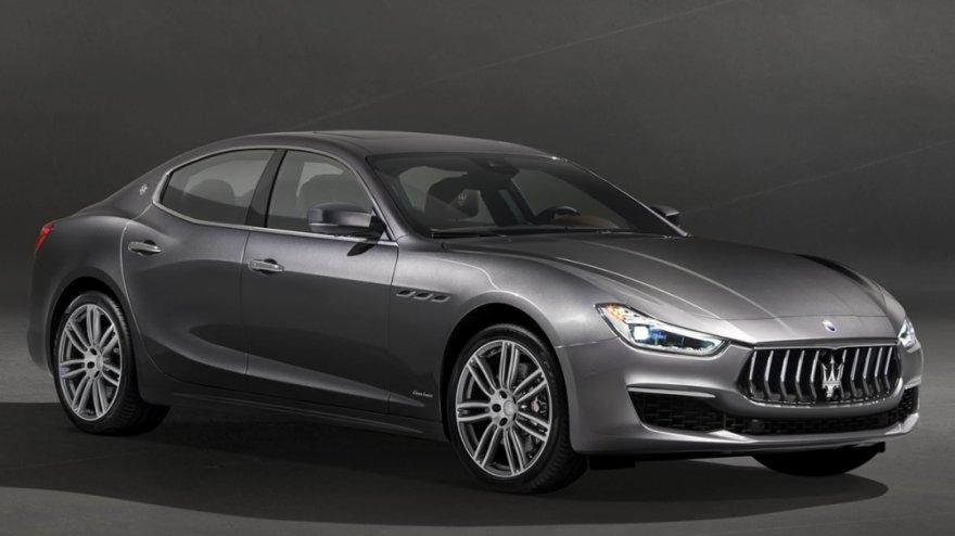 2018 Maserati Ghibli Diesel