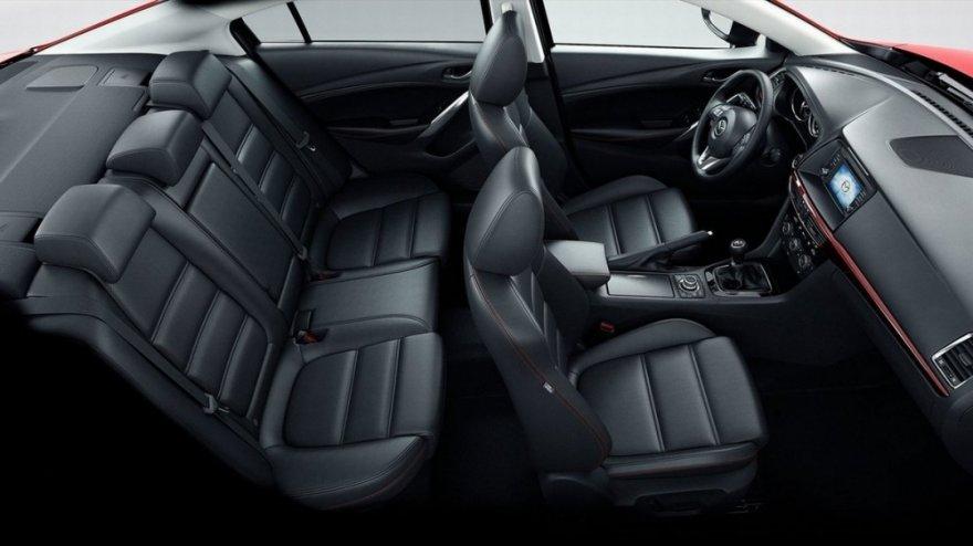 Mazda_6_2.0汽油頂級型