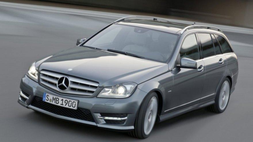 2014 M-Benz C-Class Estate C220 CDI BlueEFFICIENCY Classic