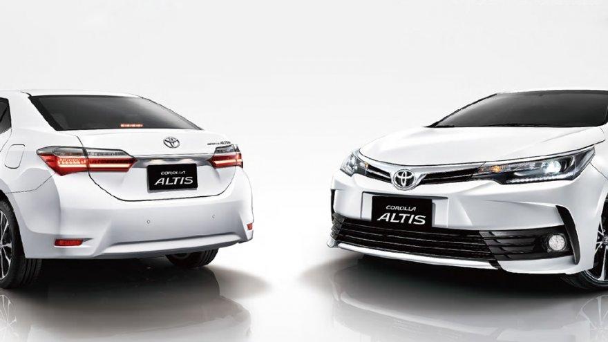 2019 Toyota Corolla Altis 1.8經典版