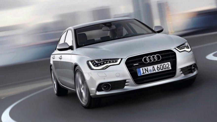 2015 Audi A6 Sedan 35 FSI quattro