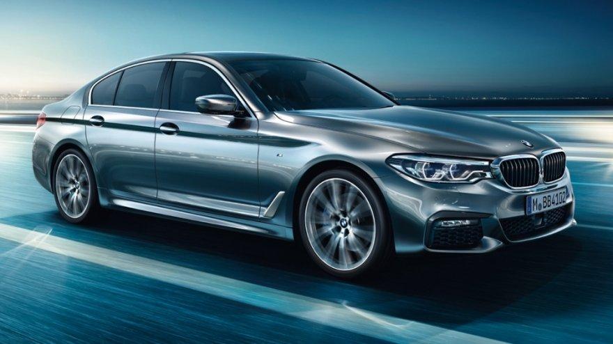 2020 BMW 5-Series Sedan