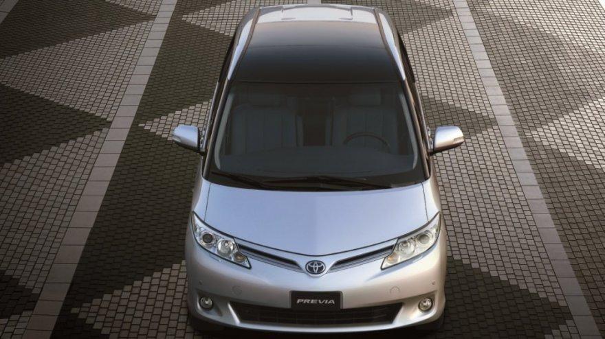 2019 Toyota Previa 2.4 Welcab