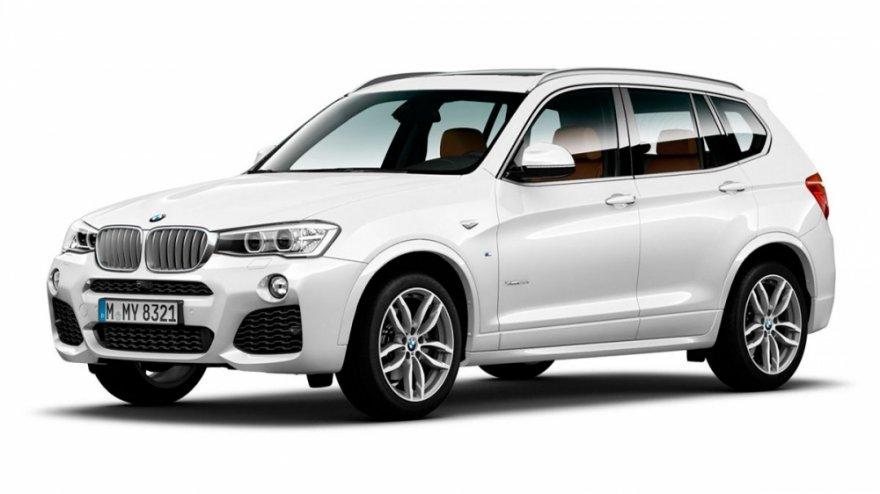 2017 BMW X3 xDrive28i M Sport