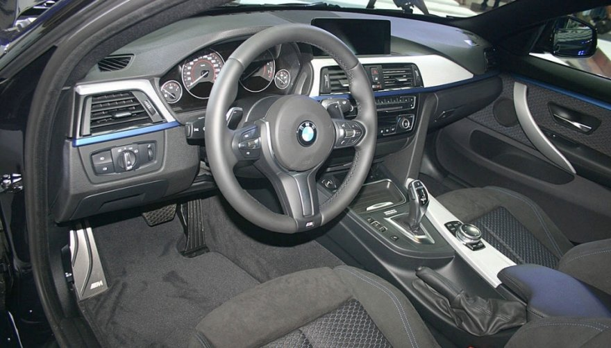 BMW_4-Series Gran Coupe_428i Sport Line