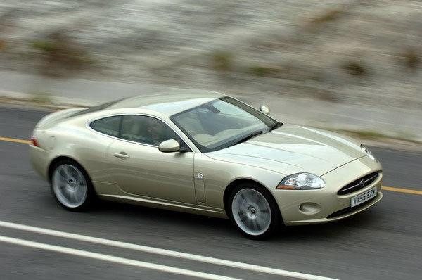 2008 Jaguar XK 4.2