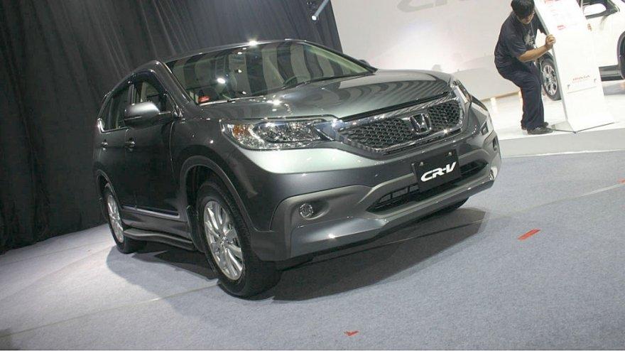 2014 Honda CR-V 2.0 VTi