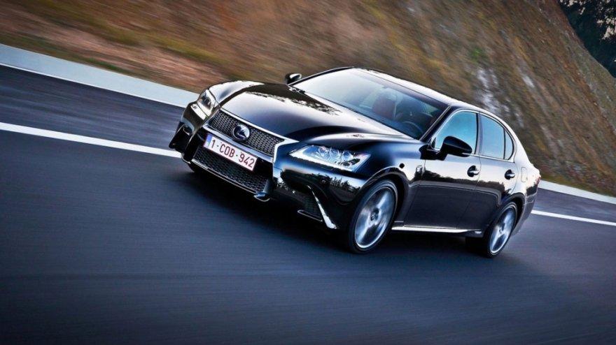 2014 Lexus GS 450h F Sport版