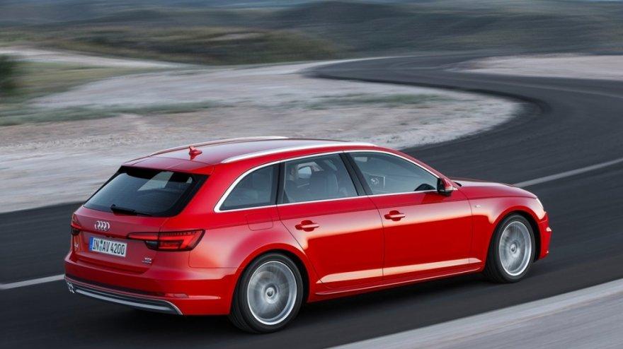 Audi_A4 Avant(NEW)_45 TFSI quattro