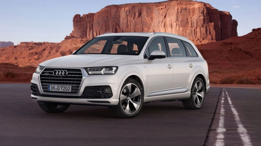 Audi_Q7_45 TFSI quattro五人座