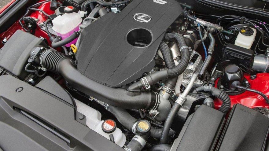 Lexus_IS_200t F Sport版