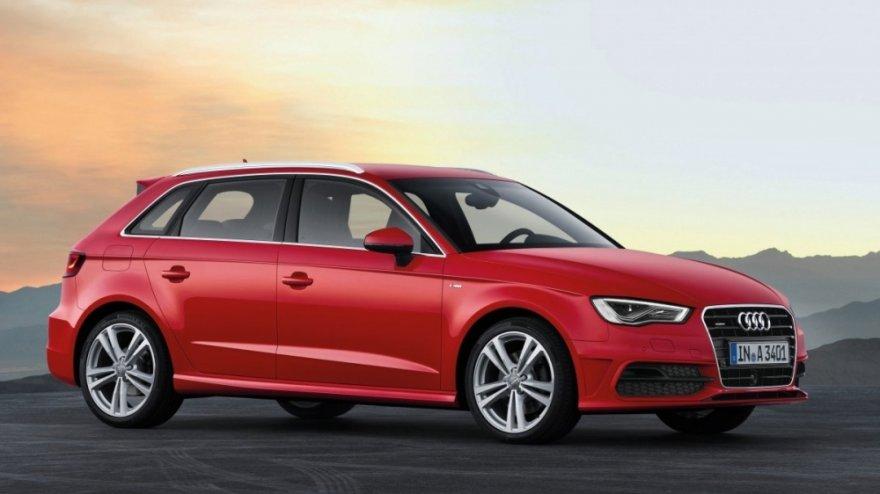 2016 Audi A3 Sportback 30 TFSI