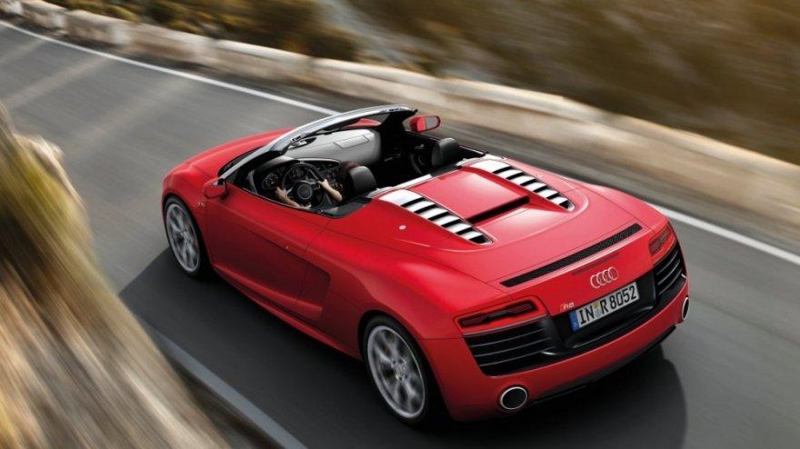 Audi_R8 Spyder_5.2 V10 FSI quattro
