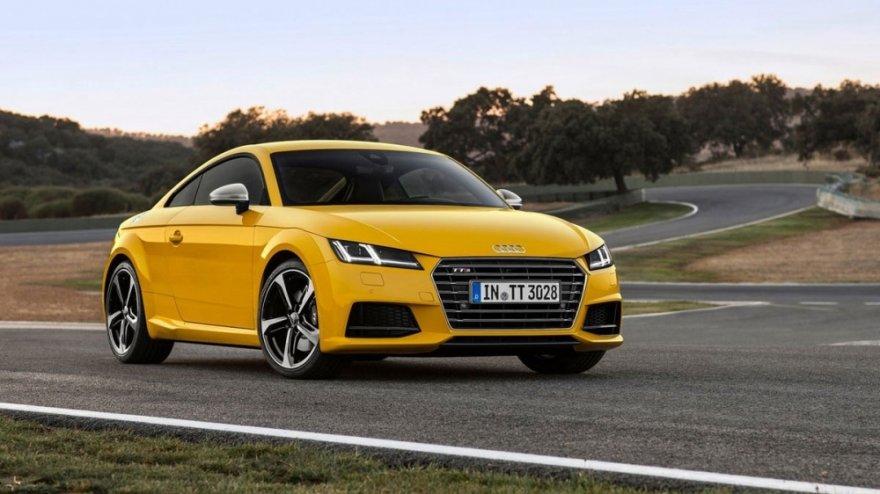 2015 Audi TT(NEW)
