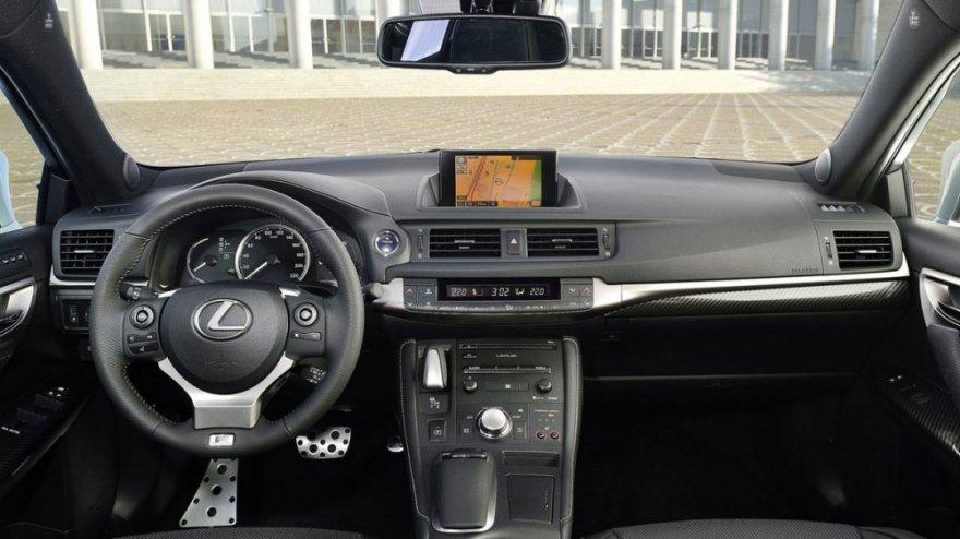 Lexus_CT_200h F Sport頂級Navi版