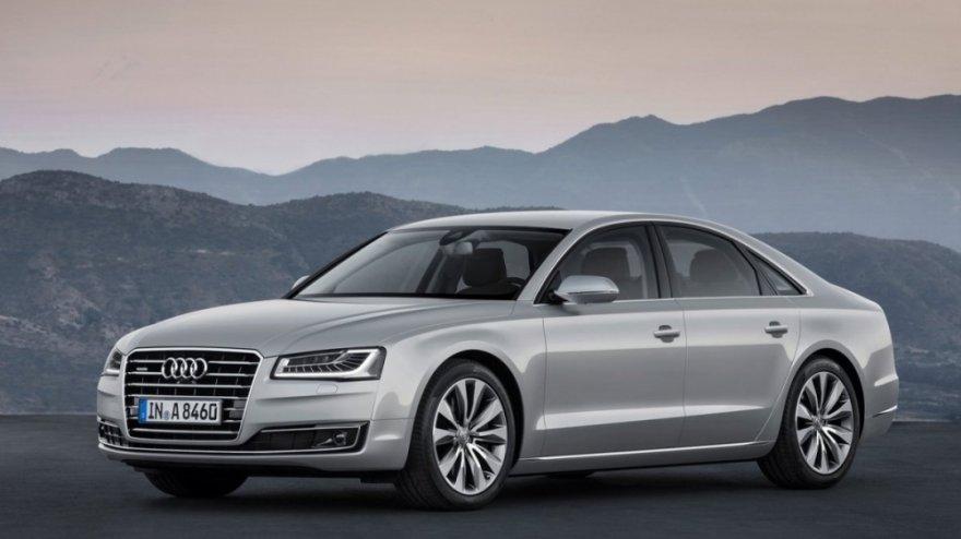 2017 Audi A8 50 TFSI quattro