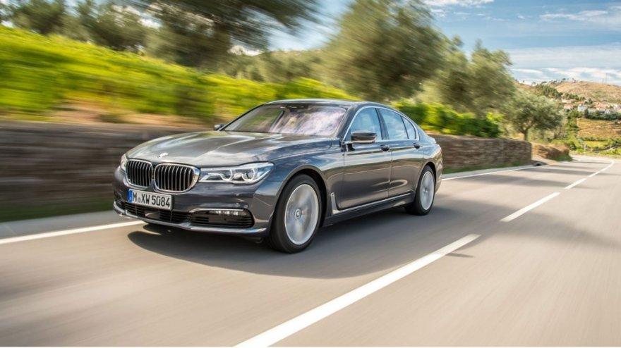 2018 BMW 7-Series 730d Luxury