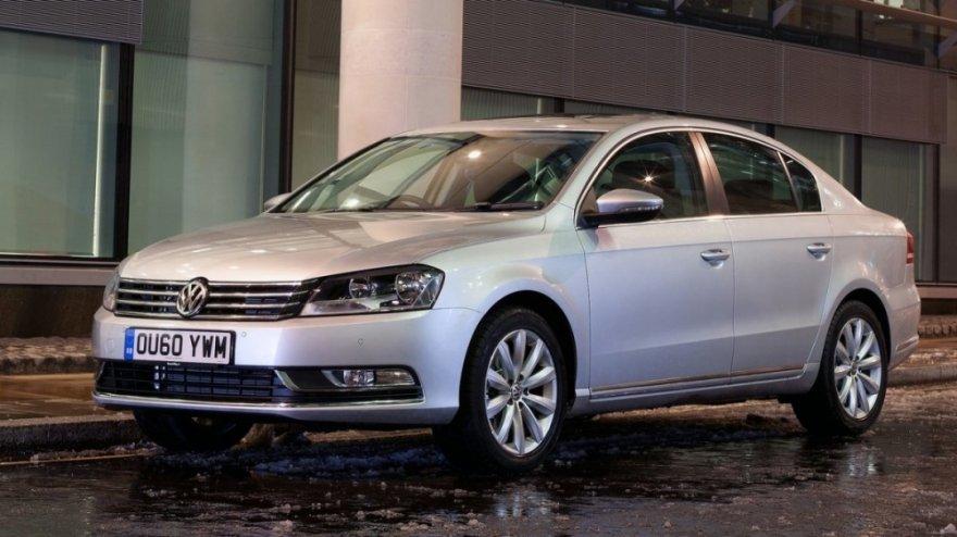 2014 Volkswagen Passat Sedan 1.8 TSI CL