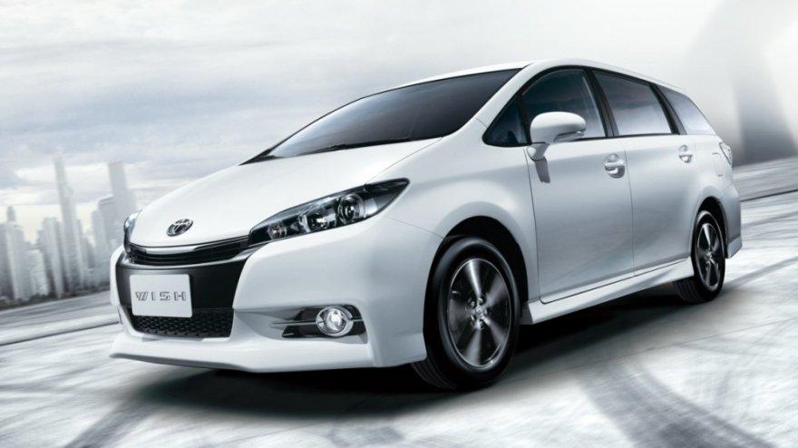 2014 Toyota Wish 2.0尊爵