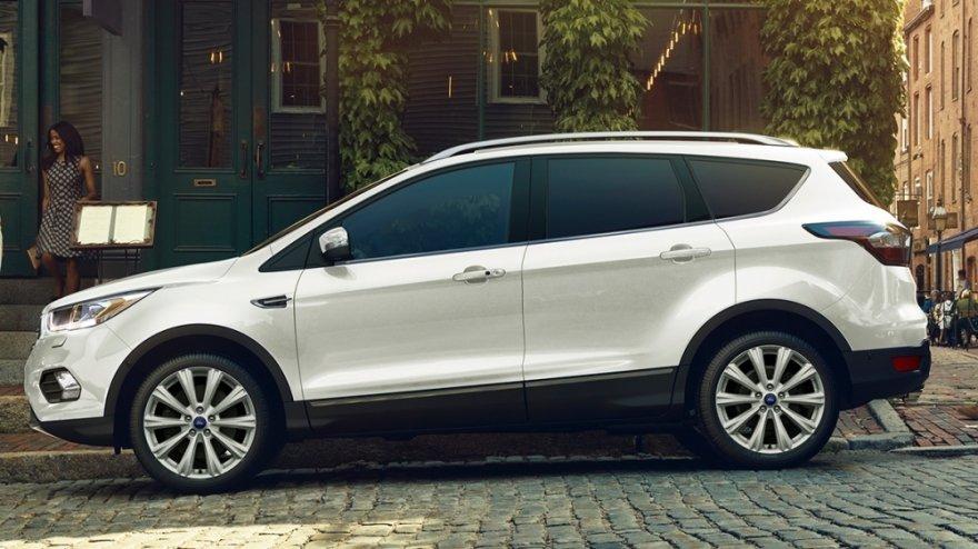 2019 Ford Kuga EcoBoost 245旗艦型