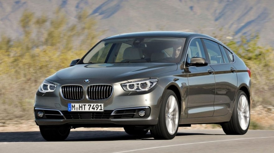 2015 BMW 5-Series GT