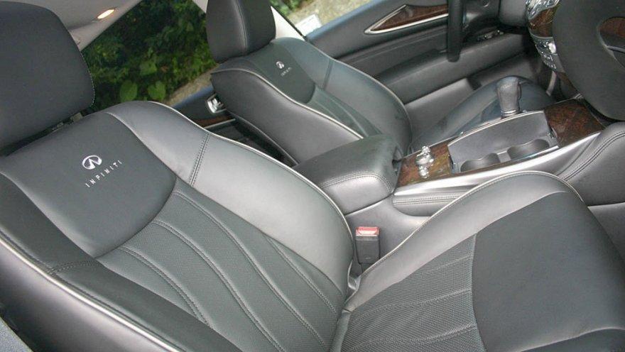 Infiniti_QX60_3.5 V6豪華款