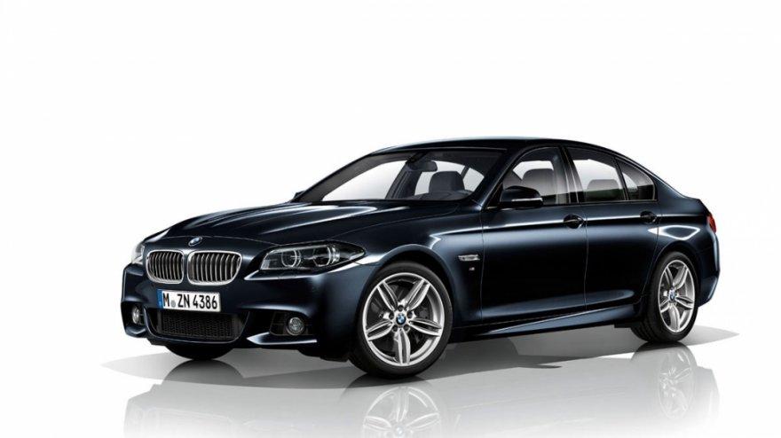 2015 BMW 5-Series Sedan 528i M Sport Package
