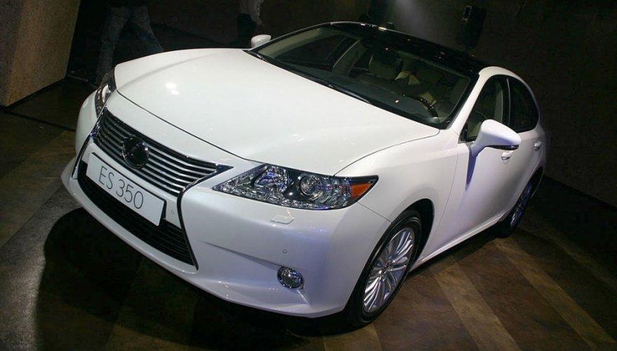 2014 Lexus ES 350旗艦版