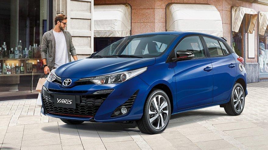 2019 Toyota Yaris 1.5 S