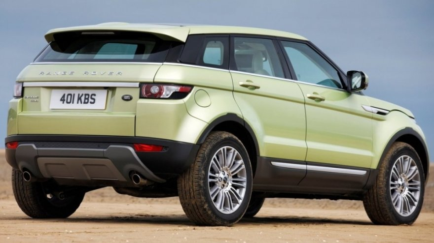 Land Rover_Range Rover Evoque_5D TD4 SE