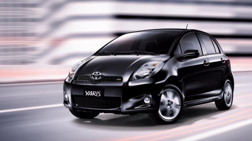 2014 Toyota Yaris 1.5 RS Smart