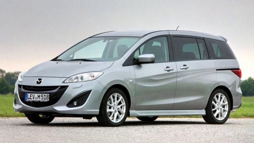 2015 Mazda 5 尊榮型