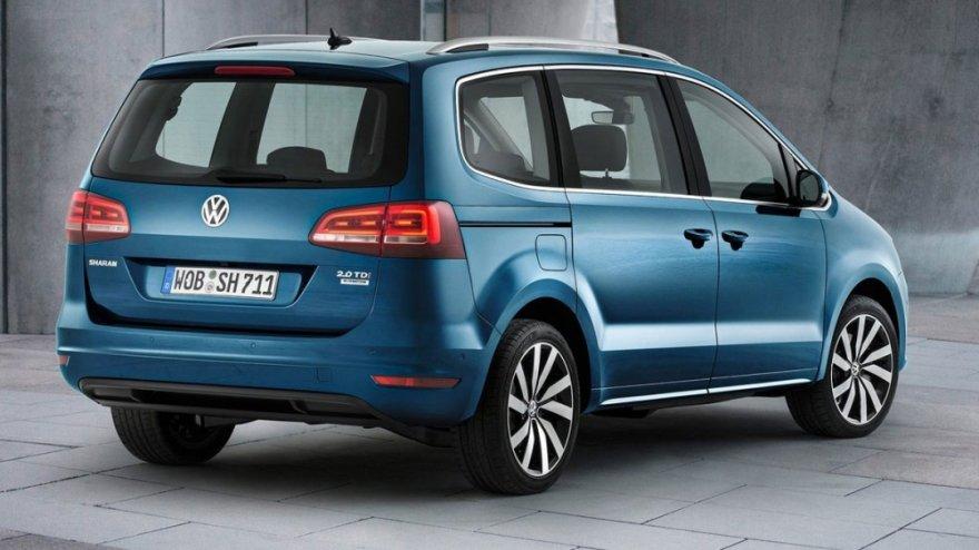 2019 Volkswagen Sharan 280 TSI BMT Comfortine
