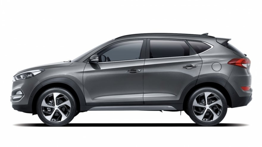 Hyundai_Tucson_汽油豪華