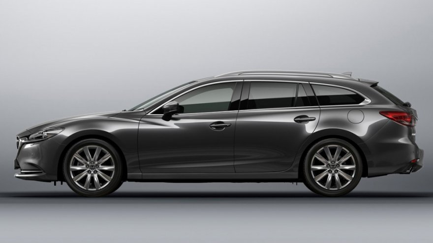 2020 Mazda 6 Wagon SKY-G旗艦型