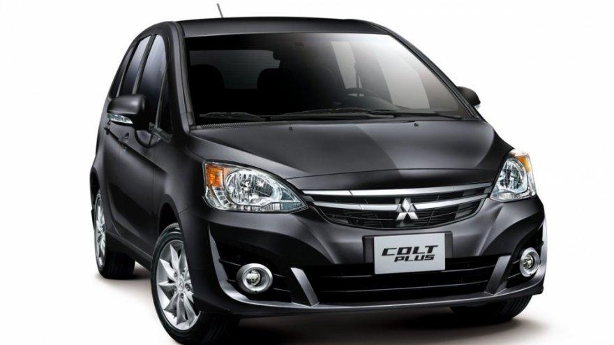 2015 Mitsubishi Colt Plus 旗艦型