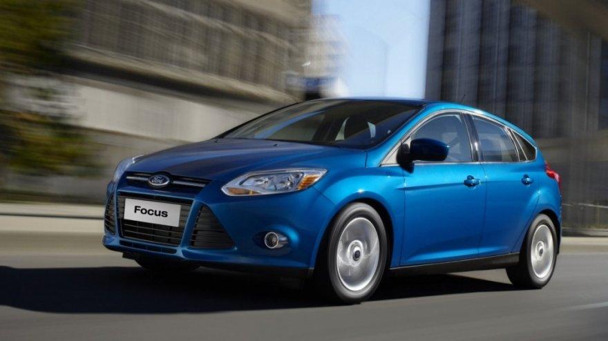 2015 Ford Focus 5D 1.6汽油時尚型
