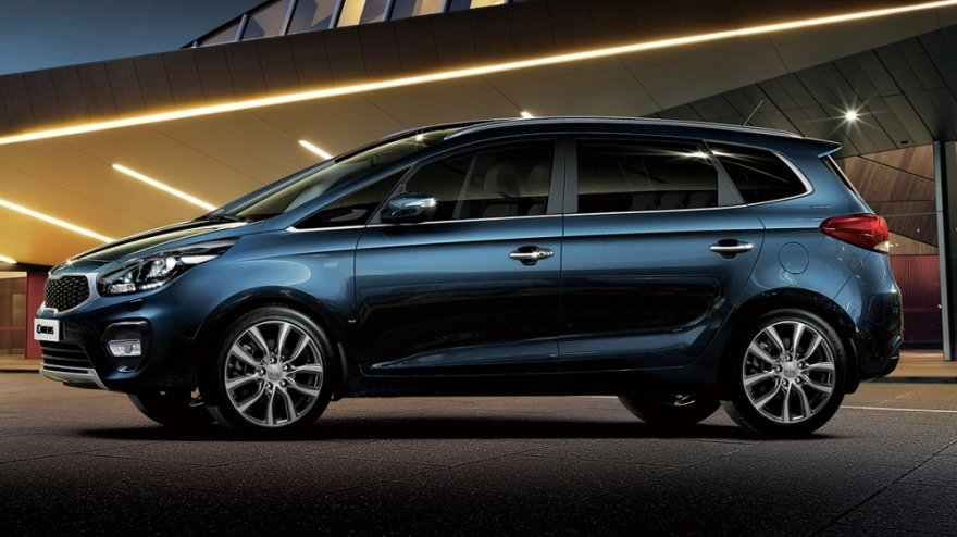 2020 Kia Carens CRDi 柴油科技版