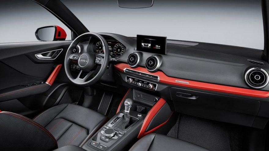 2019 Audi Q2 35 TFSI Sport
