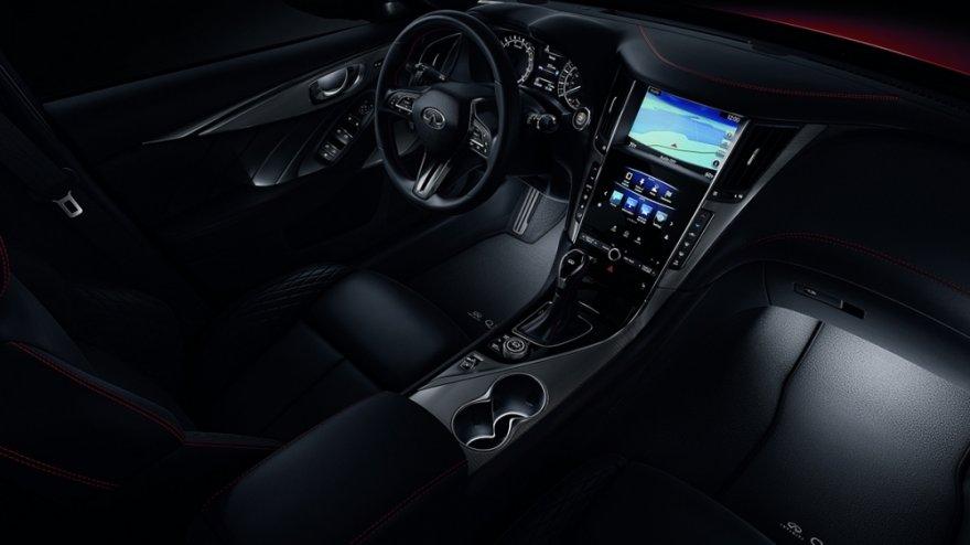 Infiniti_Q50_3.5 Hybrid Blue Sport