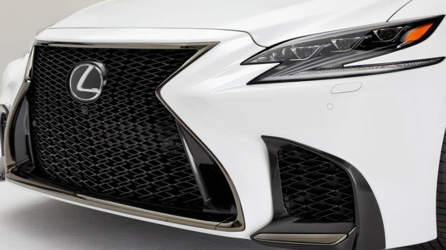 2019 Lexus LS 500 F Sport版