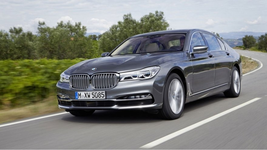 2016 BMW 7-Series 740Li