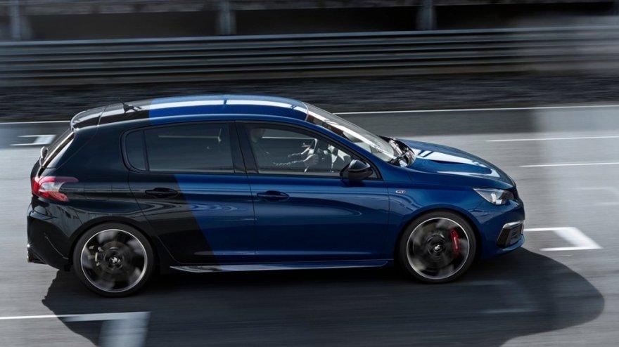Peugeot_308_GTi   Cielo全景玻璃車頂版