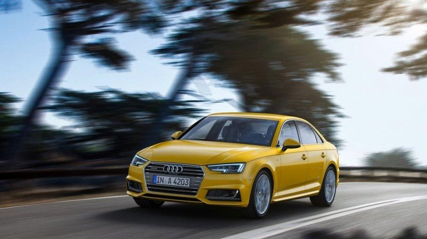 Audi_A4 Sedan(NEW)_45 TFSI quattro